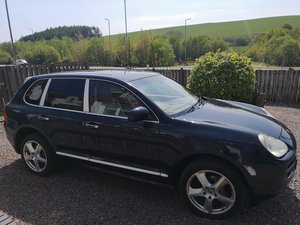 First Class Porsche Cayenne 2004 For Sale