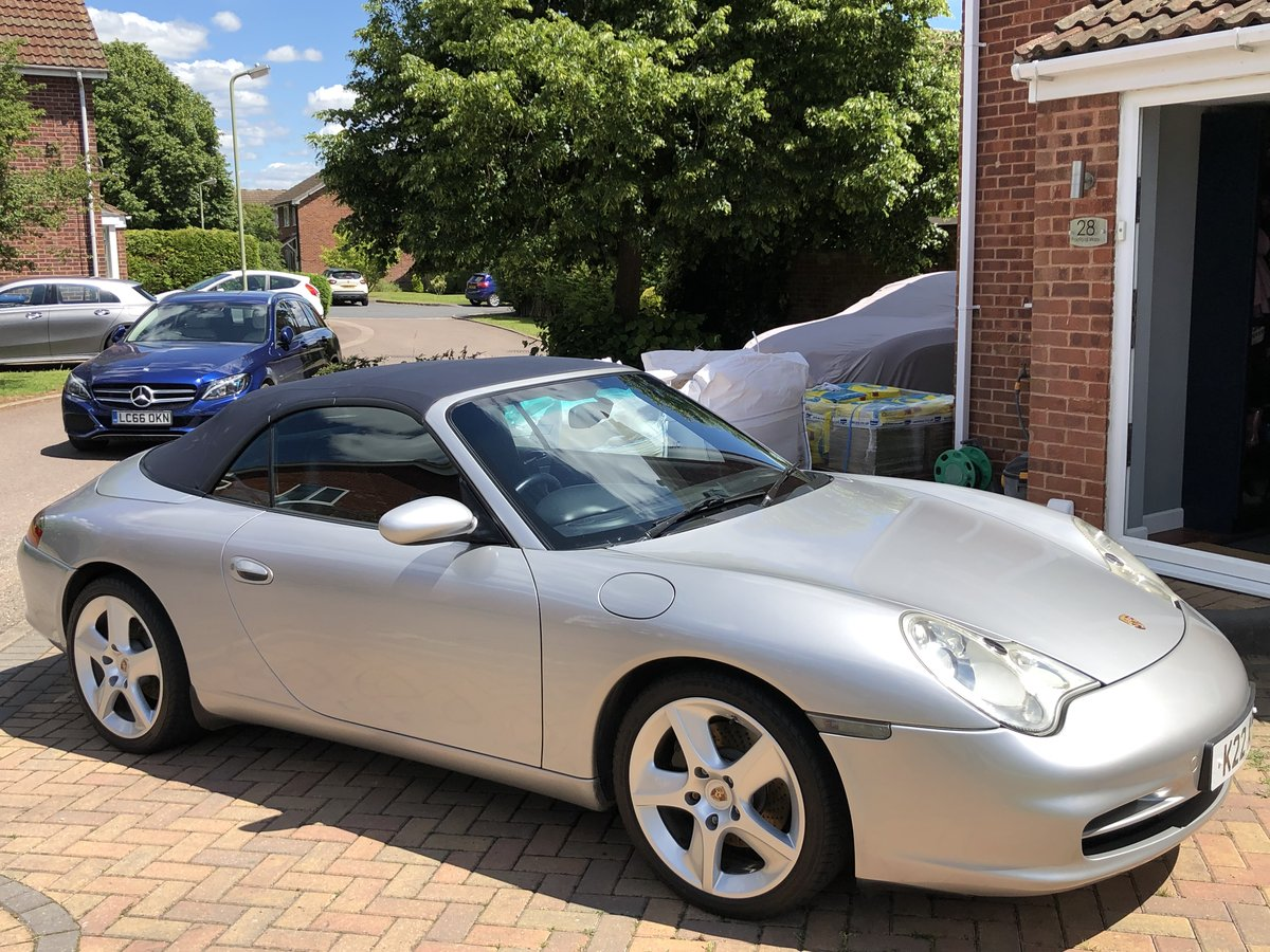 2002 996 C2 Cabriolet - Well presented and cared for  For Sale (picture 2 of 6)