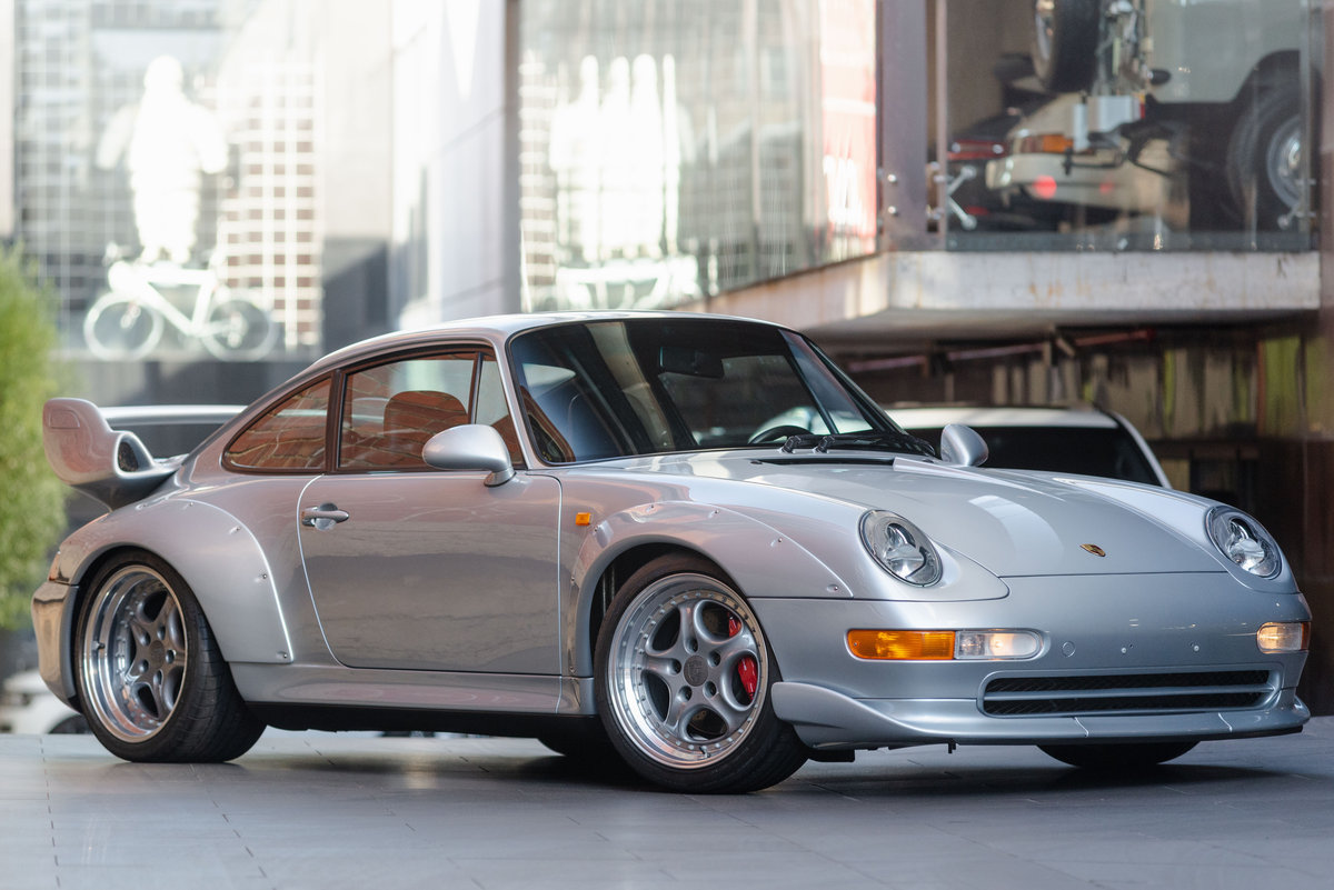 1996 Porsche 911 GT2 For Sale (picture 1 of 6)