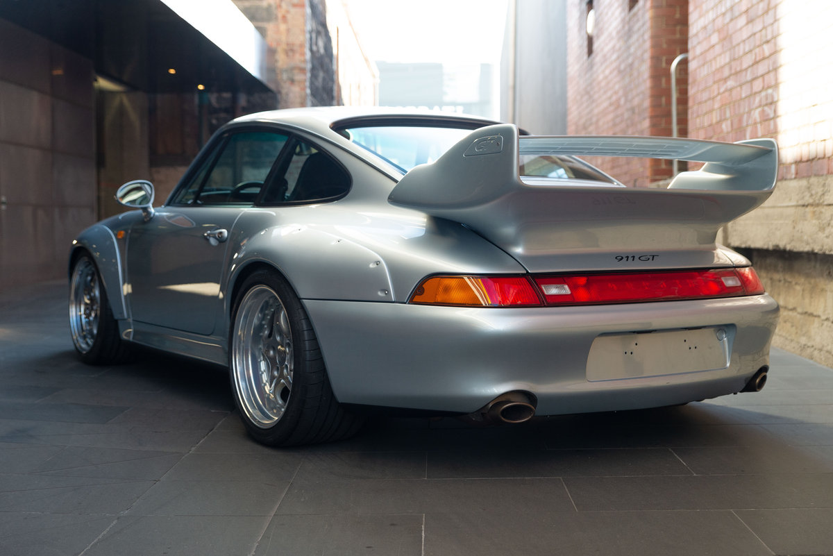 1996 Porsche 911 GT2 For Sale (picture 4 of 6)