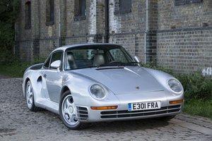1988 Porsche 959 SOLD