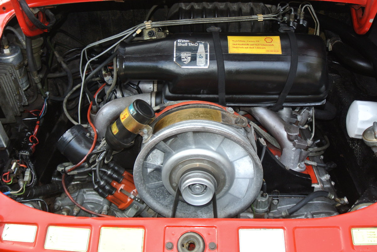 1972 PORSCHE 911E / 911 RS Evocation Uk example For Sale (picture 6 of 6)