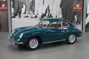 1961 Porsche 356 BT5 Coupe For Sale