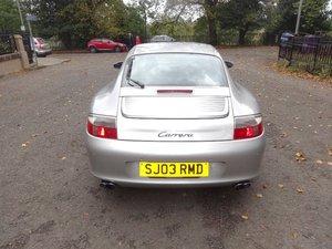 2003 Porsche 911 (996 facelift) Carrera 2 Manual Coupe For Sale