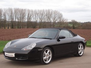 2001 Porsche 911 Carrera 4 996 For Sale