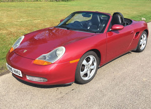 2000 Porsche Boxster Tiptronic S For Sale