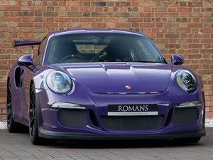 2016 Porsche 911 (991) GT3 RS-Extended Porsche Warranty-Del Miles For Sale