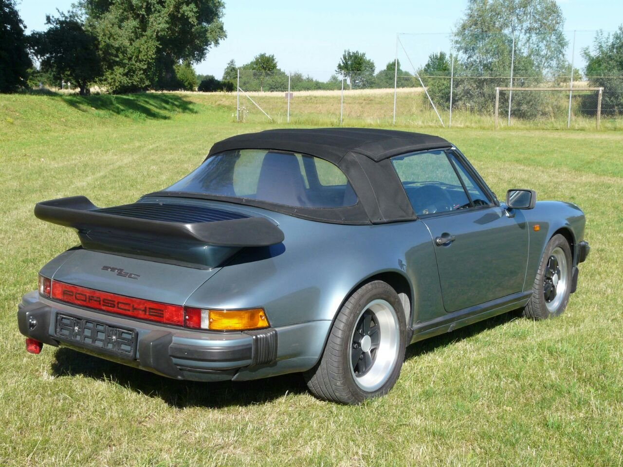 1983 PRICE REDUCED GORGEOUS RHD 911SC CABRIO AVAILABLE IN GERMANY For Sale (picture 1 of 6)