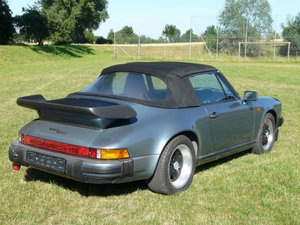 PRICE REDUCED GORGEOUS RHD 911SC CABRIO AVAILABLE IN GERMANY