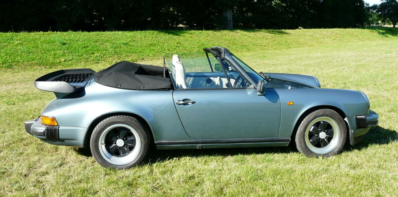1983 PRICE REDUCED GORGEOUS RHD 911SC CABRIO AVAILABLE IN GERMANY For Sale (picture 2 of 6)