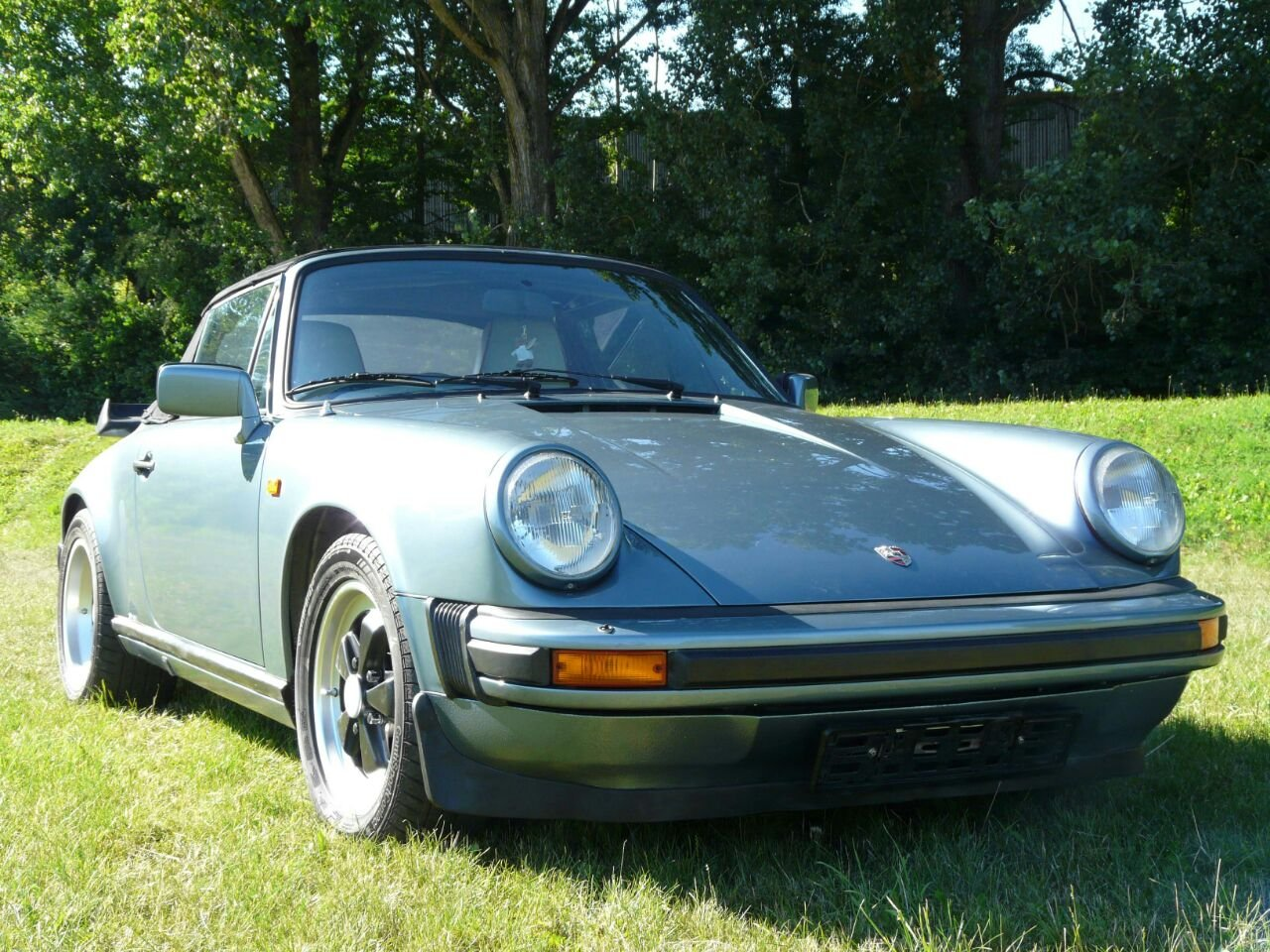 1983 PRICE REDUCED GORGEOUS RHD 911SC CABRIO AVAILABLE IN GERMANY For Sale (picture 3 of 6)