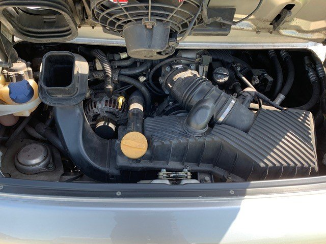 2000 Lovely Porsche 911 Carrera with Rebuilt Engine For Sale (picture 5 of 6)