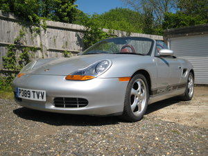 1997 Porsche boxster 2.5 manual For Sale