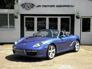 Picture of 2006 Porsche Boxster 2.7 (987) Manual finished in Cobalt Blue SOLD