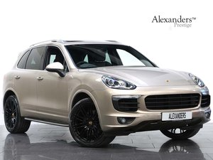 2015 15/65 PORSCHE CAYENNE 3.0 V6 DIESEL For Sale