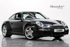 2007 07/57 PORSCHE CARRERA 4S AUTO For Sale