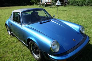 1974 one of 433 MFI Carrera 2.7 Targas! For Sale