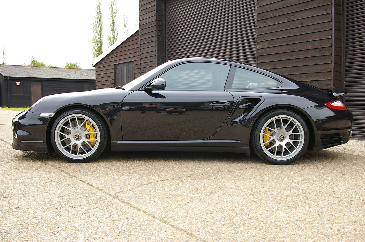 2010 Porsche 997.2 Turbo S 3.8 PDK Coupe Auto (19,000 miles) SOLD (picture 1 of 6)