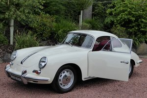 Picture of Porsche 356C Coupe 1964 Right hand drive, AFN Supplied For Sale