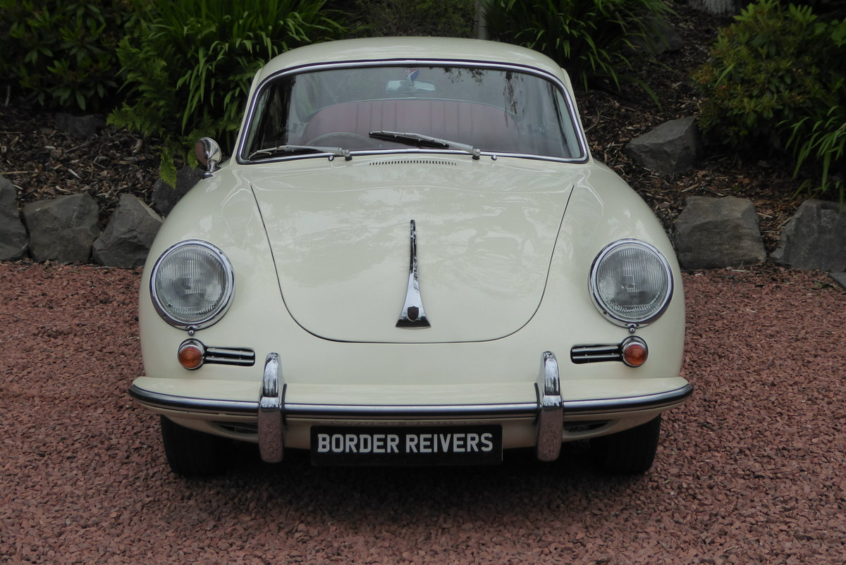 Porsche 356C Coupe 1964 Right hand drive, AFN Supplied For Sale (picture 5 of 6)