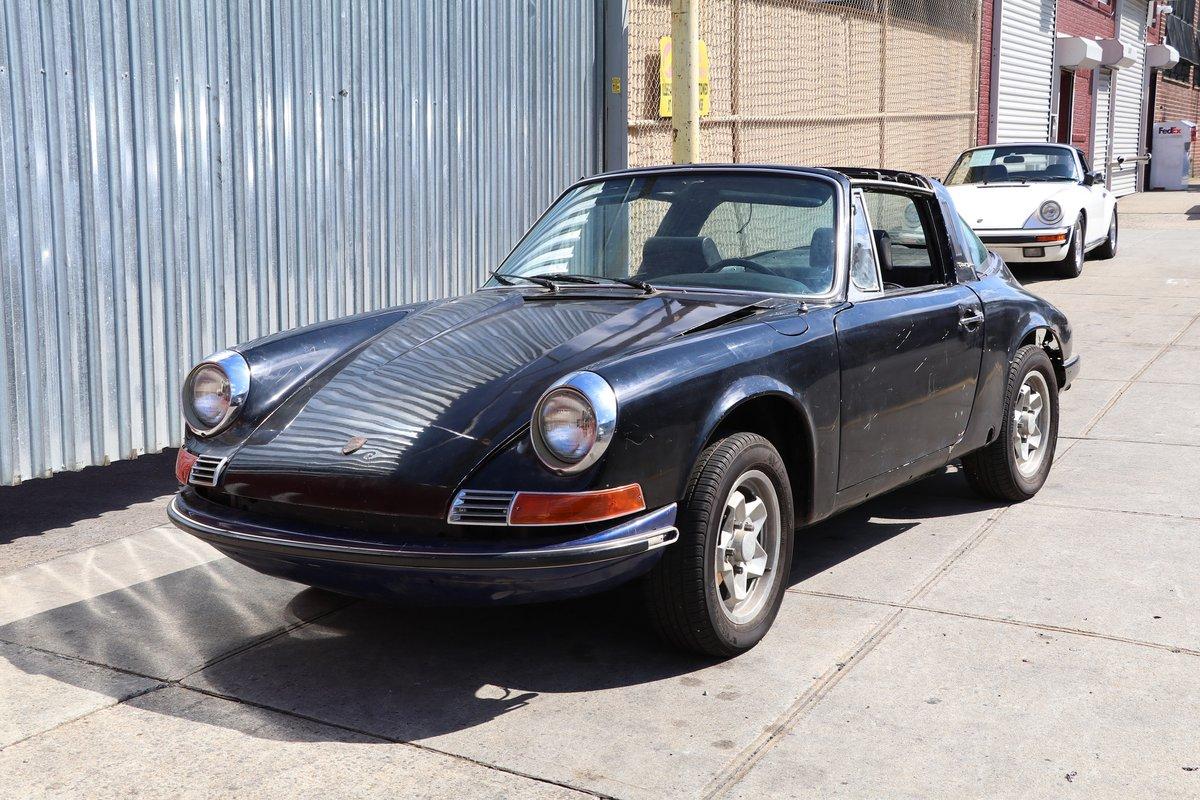 1971 Porsche 911T Targa #22941 For Sale (picture 2 of 6)