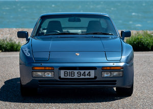 1991  Porsche 944 Turbo SOLD by Auction