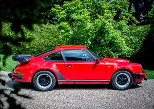 1981 Porsche 911  930 Turbo SOLD by Auction