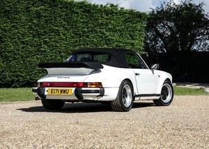 1998 Porsche 911  930 Carrera Turbo-bodied Convertible SOLD