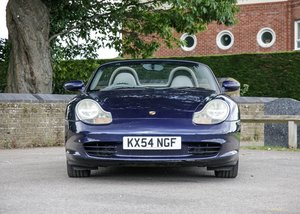 2004 Porsche Boxster 986 SOLD by Auction