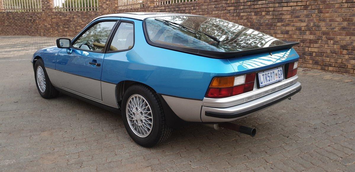 1980 Porsche 924 Turbo 931 Rare Edition For Sale (picture 4 of 6)