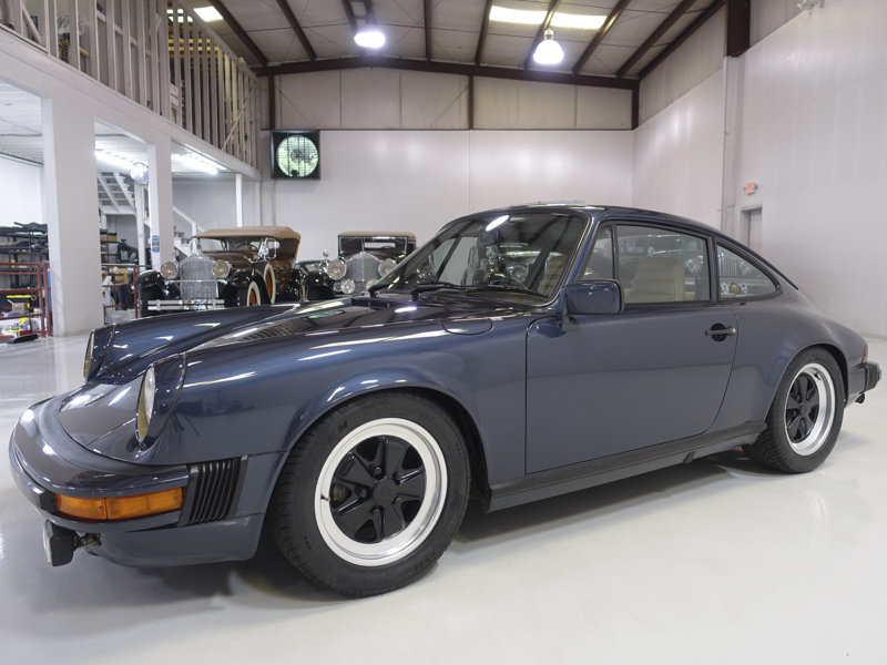 1980 Porsche 911SC Sunroof Coupe For Sale (picture 1 of 6)