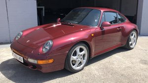 1997 Porsche 911 993 Carrera 2S Manual (C2S) For Sale