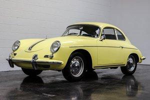 1960 Porsche 356B T5 Super Coupe = Correct Clean Cert $87.5k For Sale