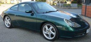 2001 (Y reg) Porsche 911 3.4 litre Carrera 4 For Sale
