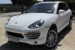 "Porsche cayenne tiptronic, ""french registered 2014 For Sale"