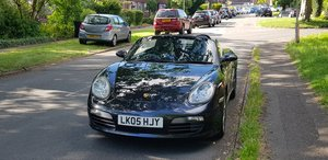 Picture of Porsche Boxster 2.7 2005  SOLD