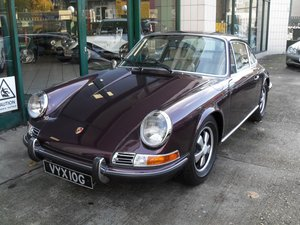 1969 Porsche 911E RHD Sportmatic Fully Restored For Sale
