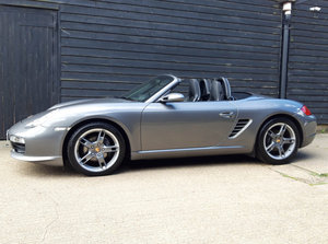 2008 PORSCHE BOXSTER 987 2.7 SPORT EDITION ( One Owner - FPSH ) SOLD