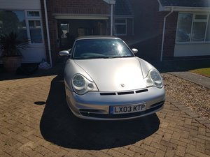 2003 Porsche 996 Carrera 4 - LS3 V8 525bhp For Sale