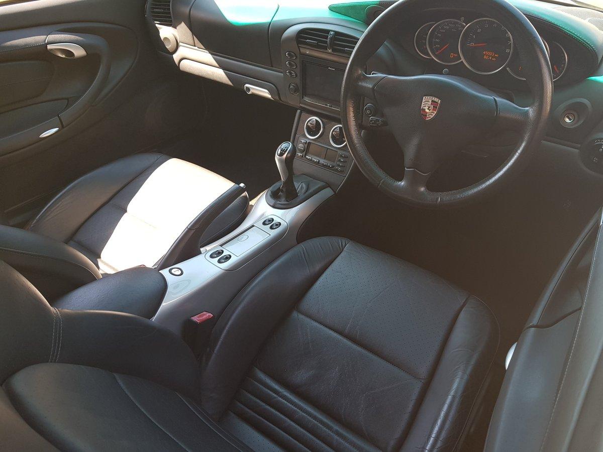 2003 Porsche 996 Carrera 4 - LS3 V8 525bhp For Sale (picture 4 of 6)