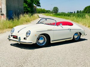 1955 PORSCHE 356 A 1500 SPEEDSTER A T1 *ASI ORO* 1000 MIGLIA ELIG For Sale