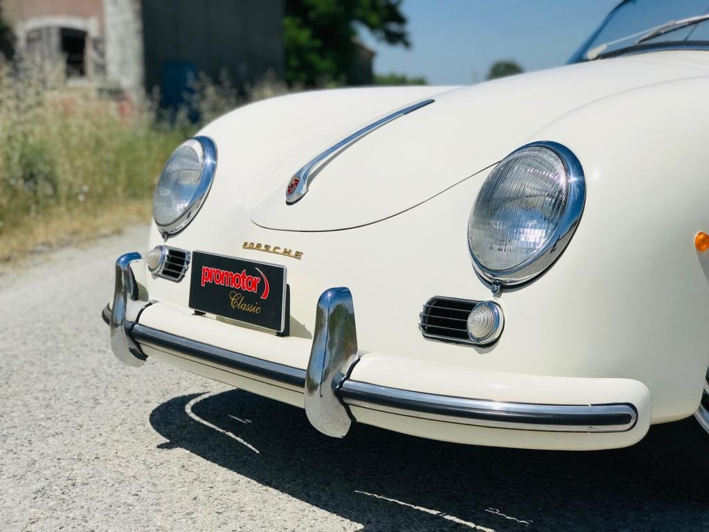 1955 PORSCHE 356 A 1500 SPEEDSTER A T1 *ASI ORO* 1000 MIGLIA ELIG For Sale (picture 4 of 6)