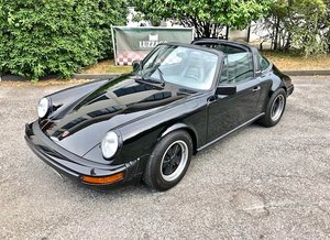 1976 PORSCHE 911 CARRERA 3.0 TARGA For Sale