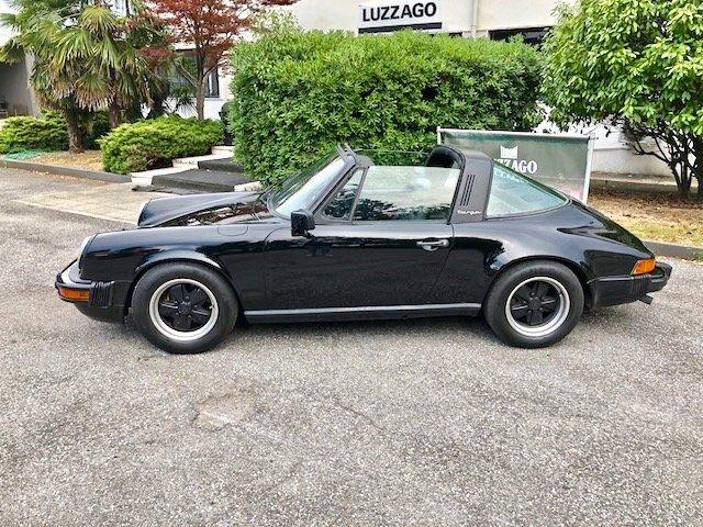 1976 PORSCHE 911 CARRERA 3.0 TARGA For Sale (picture 2 of 6)
