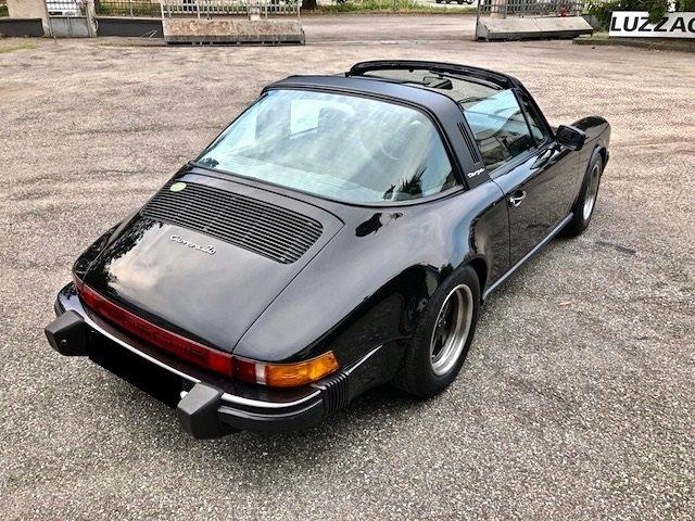1976 PORSCHE 911 CARRERA 3.0 TARGA For Sale (picture 3 of 6)