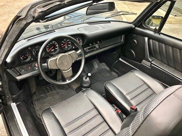 1976 PORSCHE 911 CARRERA 3.0 TARGA For Sale (picture 4 of 6)