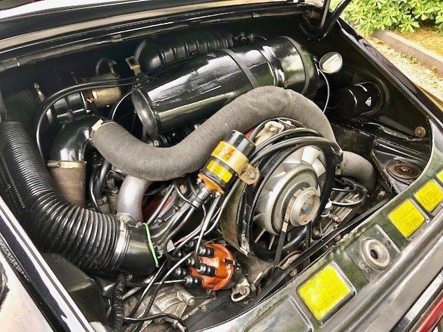 1976 PORSCHE 911 CARRERA 3.0 TARGA For Sale (picture 6 of 6)