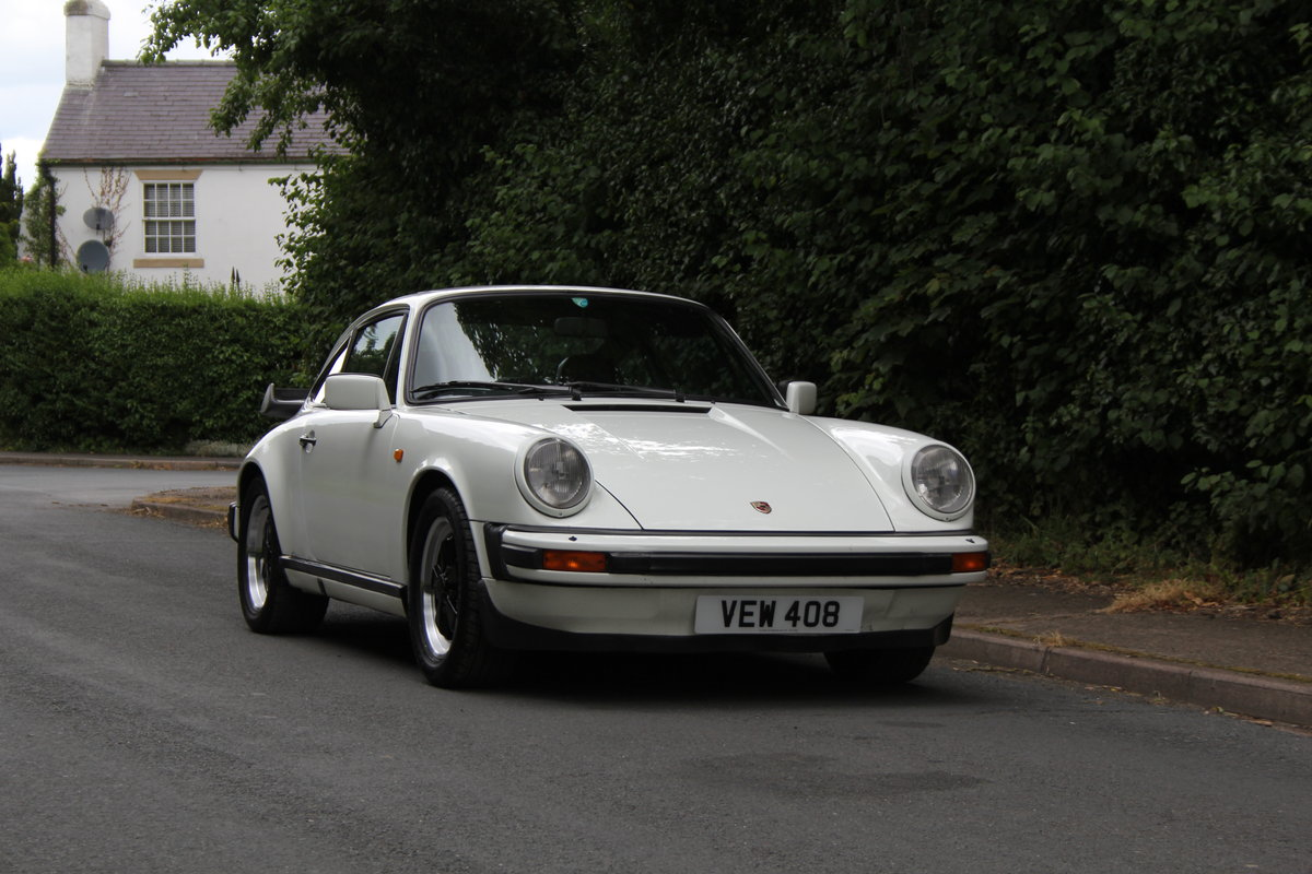 1976 Porsche 911S - Recent extensive European touirng SOLD (picture 1 of 12)