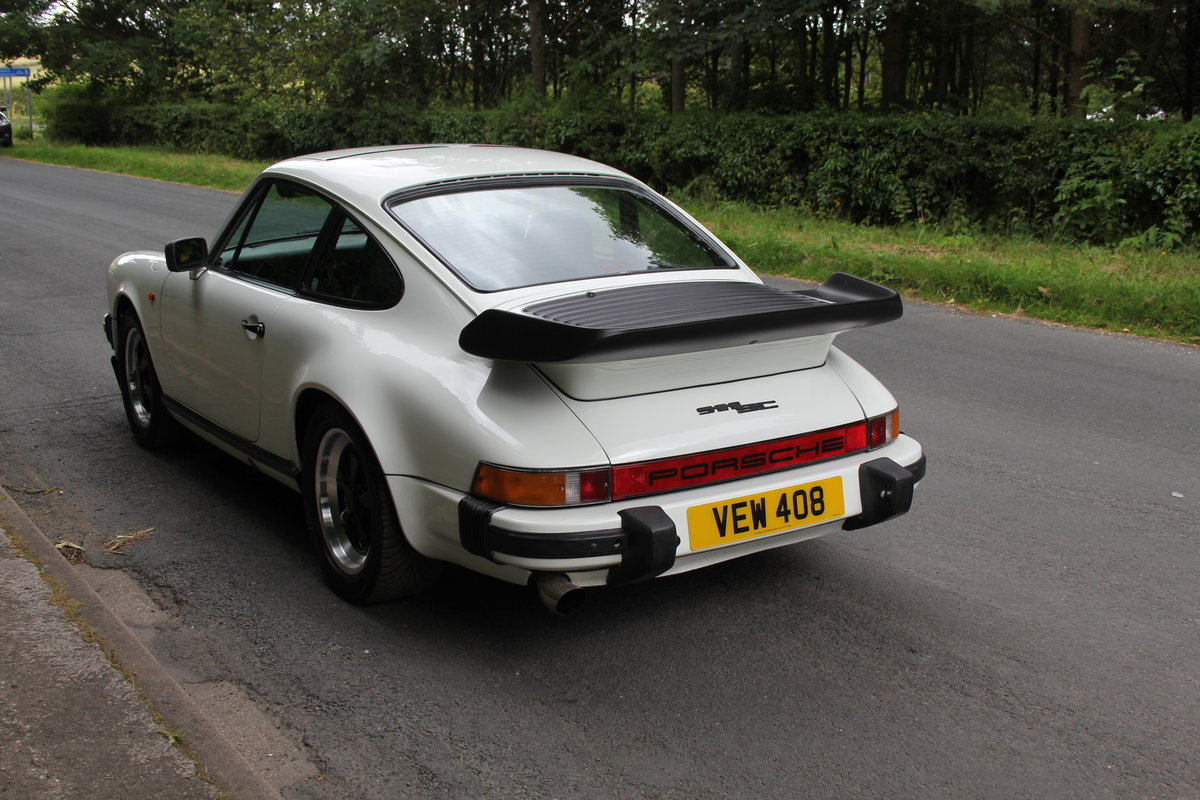 1976 Porsche 911S - Recent extensive European touirng SOLD (picture 3 of 12)