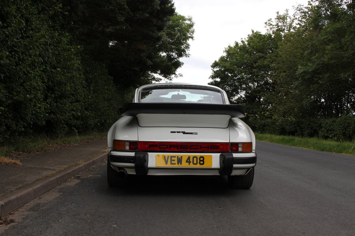 1976 Porsche 911S - Recent extensive European touirng SOLD (picture 4 of 12)